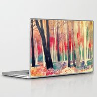 Laptop & iPad Skin featuring Woods by Takmaj