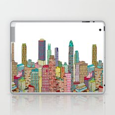 new york modern  Laptop & iPad Skin