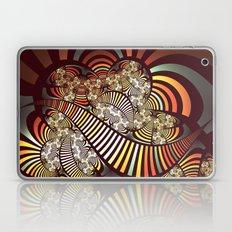 Vintage fractal 1 Laptop & iPad Skin