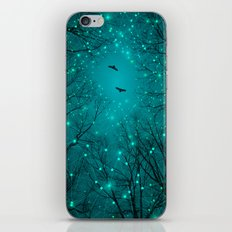 One by One, the Infinite Stars Blossomed iPhone & iPod Skin