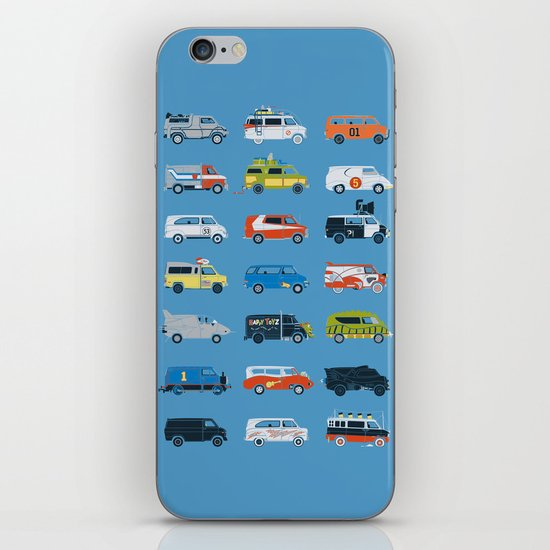It Would Have Been Cooler as a Van iPhone & iPod Skin