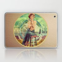 Cigarette Break Laptop & iPad Skin