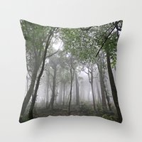 Sintra, Portugal Throw Pillow