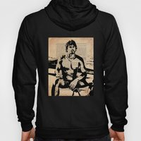 He Worked on His Father's Fishing Boat Hoody