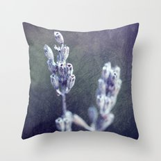 How Gracious is Solitude Throw Pillow
