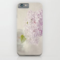 Textured Lilac  iPhone 6 Slim Case