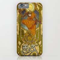 iPhone & iPod Case featuring Enlightened Filament by Chris Kawagiwa