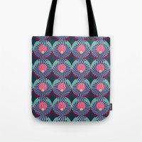 HUKUMU - peacock Tote Bag