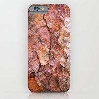 iPhone & iPod Case featuring Arboretum Bark by Amy Joyce