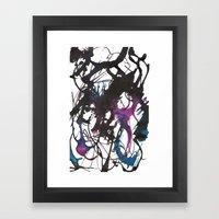 Mistake Framed Art Print