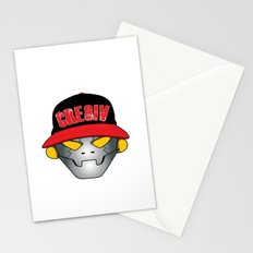 Creative Robot Stationery Cards