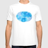 Nor'easter Mens Fitted Tee White SMALL