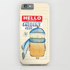Cheeky Bird Slim Case iPhone 6s