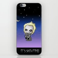 It's Showtime! iPhone & iPod Skin