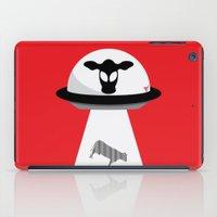 Space Cows iPad Case