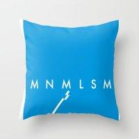 Minimalism• Throw Pillow