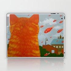 RAINING FISH Laptop & iPad Skin