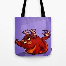 PICKUP MONSTER Tote Bag