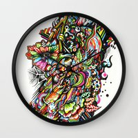 Mole01 Wall Clock