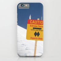 Signs Of Danger iPhone 6 Slim Case