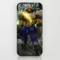 Mecha series // Sagat iPhone 6 Slim Case