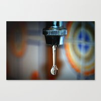 drop water Canvas Print