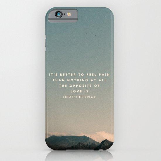 Stubborn Love iPhone & iPod Case