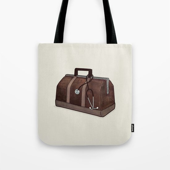 LOST Luggage / Jack Tote Bag