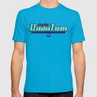 Nuka-Cola Quantum Mens Fitted Tee Teal SMALL