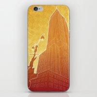 New Empire City iPhone & iPod Skin