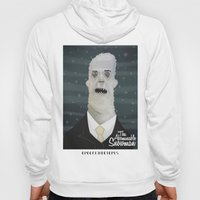 The Abominable Snowman Hoody