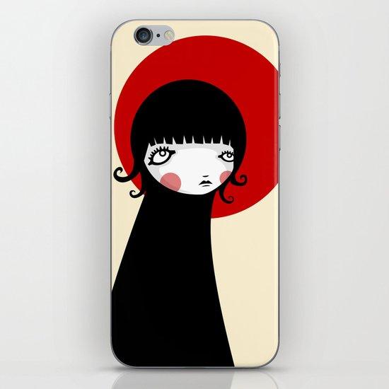 Redd Moon iPhone & iPod Skin