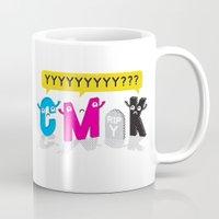 Four Colors And A Funera… Mug