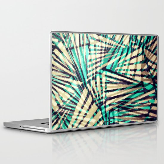Tiger Stripes Laptop & iPad Skin