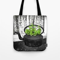 Herbal Tea Tote Bag