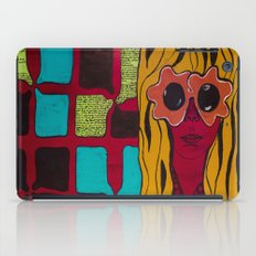 Annie Philippe - The Lady  iPad Case