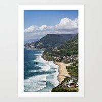 The Great Aussie South C… Art Print