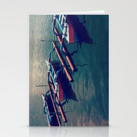 Little Boats Stationery Cards