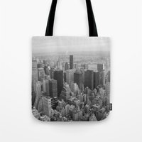Empire State, New York Tote Bag