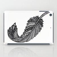 Feather 1 iPad Case