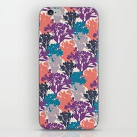 Acer Bouquets  iPhone & iPod Skin