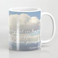 Be Joyful In Hope, Patie… Mug