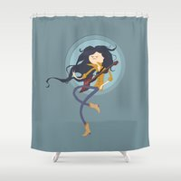 Marcy  Fanart  Shower Curtain