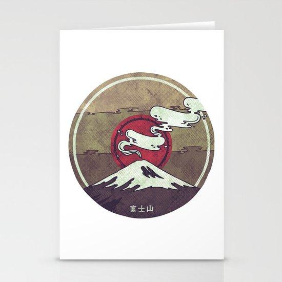 Fuji Stationery Card