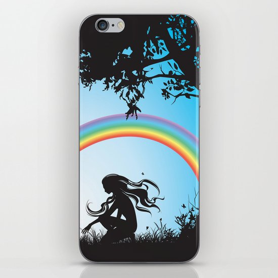 Fairy iPhone & iPod Skin