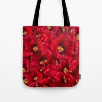 Pretty bloomers Tote Bag
