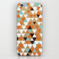 Snow Capped Peaks iPhone & iPod Skin