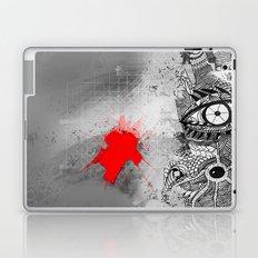 On/off Laptop & iPad Skin