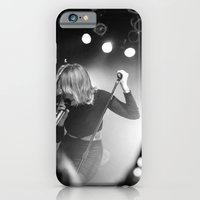 iPhone & iPod Case featuring Coeur de Pirate @ The Mod Club (Toronto) by Marwa Hamad