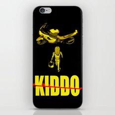 Kiddo iPhone & iPod Skin